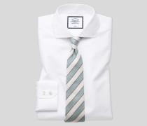 Bügelfreies Tyrwhitt Cool Popeline-Hemd