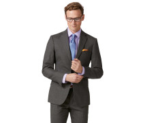 Extra Slim Fit Businessanzugsakko aus Merino