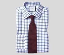 Bügelfreies Twill Hemd