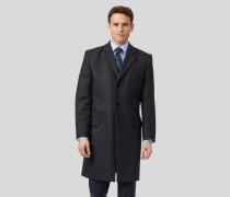Mantel aus italienischem Wolle-Kaschmir-Mix -