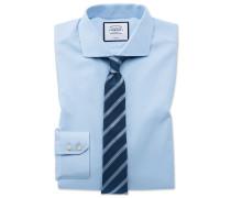 Extra Slim Fit Popeline-Hemd