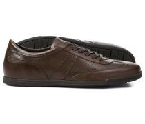 Elegante Sneakers in Braun