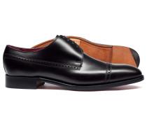 Budapester Derby-Schuhe in England gefertigt