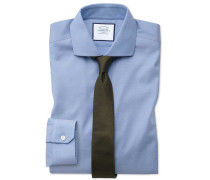 Bügelfreies Super Slim Fit Oxfordhemd