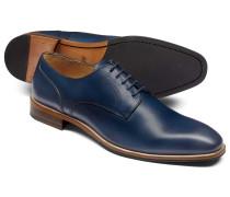Derby-Schuhe in Marineblau