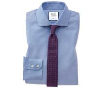 Bügelfreies Extra Slim Fit Oxfordhemd