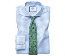 Bügelfreies Slim Fit Natural Cool Hemd