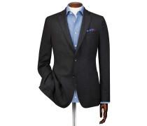 Slim Fit blazer aus italienischer Wolle