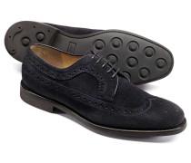 Goodyear rahmengenähte Budapester-Schuhe