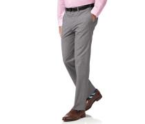 Slim Fit Hose aus Baumwolle