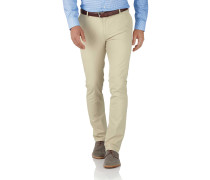 Extra Slim Fit Stretch chino Hose Leichtgrau