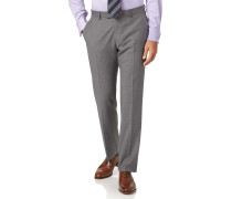 Slim Fit Anzughose aus italienischem Stoff