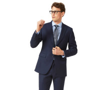 Slim Fit Reiseanzugsakko