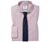 Tyrwhitt Cool Super Slim Fit Popeline-Hemd