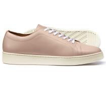 Sneaker in Hellrosa