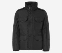 Field Jacket aus Oxford, Passform Slim