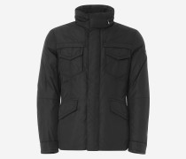 Field Jacket aus technischem Oxford