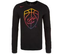Nike  Cavaliers Longsleeve Herren