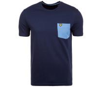 Contrast Pocket T-Shirt Herren