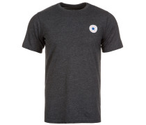 Core Left Chest Chuck Patch T-Shirt Grau