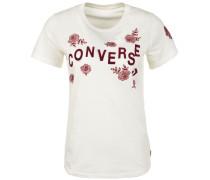 Floral Egret T-Shirt Damen