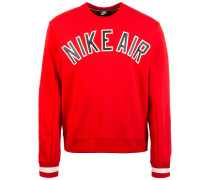 Nike Air Crew Fleece Sweatshirt Herren
