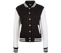 2-tone College Jacke Damen