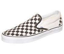 Classic Slip-On Checkerboard Sneaker