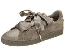 Suede Heart Bubble Sneaker Damen