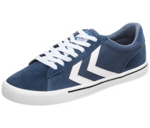 Nile Canvas Low Sneaker