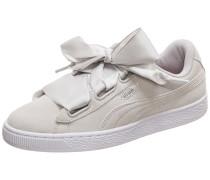Suede Heart Galaxy Sneaker Damen