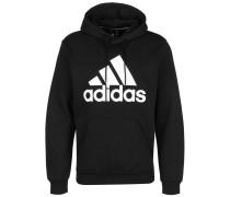 adidas  Must Haves Badge of Sport Fleece Kapuzenpullover Herren