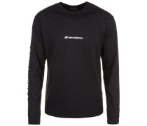 Sport Style Optiks Sleeve Hit Sweatshirt Herren