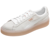 Suede Platform Artica Sneaker Damen
