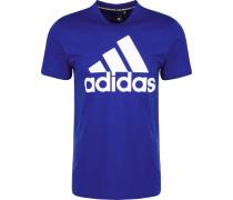 adidas  Must Haves Badge of Sport T-Shirt Herren