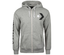 Star Chevron Graphic Kapuzenjacke Herren