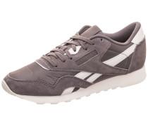 Classic Leather Nylon Sneaker Damen
