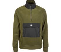 Nike Core Half-Zip Fleecepullover Herren