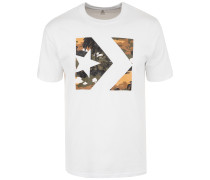 Star Chevron Camo Print Box T-Shirt Herren