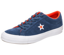 Cons One Star Suede Molded Ox Sneaker Damen