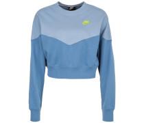 Nike Heritage Crew Fleece Sweatshirt Damen