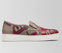 SAIL SNEAKER AUS MATERIALMIX IN CHINA RED