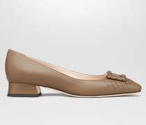 CHERBOURG PUMPS AUS NAPPA IN CAMEL