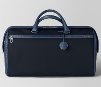 DUFFLE BAG AUS HI-TECH-CANVAS IN TOURMALINE PACIFIC