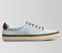 BV FELLOWS SNEAKER AUS VELOURSLEDER IN ARCTIC