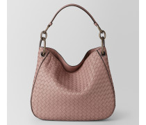 LOOP TASCHE AUS INTRECCIATO NAPPA IN DECO ROSE