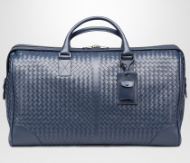 GROSSE DUFFEL BAG AUS INTRECCIATO VN IN LIGHT TOURMALINE