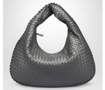 GROSSE VENETA TASCHE AUS INTRECCIATO NAPPA IN NEW LIGHT GREY
