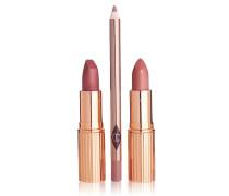 Pretty Pink Lipstick Duo - Lip Kit