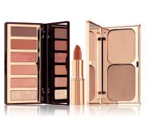 Charlotte's Sun-kissed Bohemian Beauty Secrets - Mak